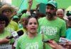Marcha verde pide sacar tigueraje de altas cortes