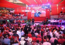 El PRSC formaliza peteción de unidad opositora con Luis Abinader y Leonel Fernandez | Foto: LD