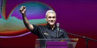 Gonzalo Castillo sera candidato del PRD y otros partidos