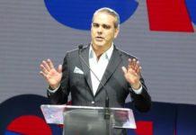 Luis Abinader cierre de campaña Denuncia