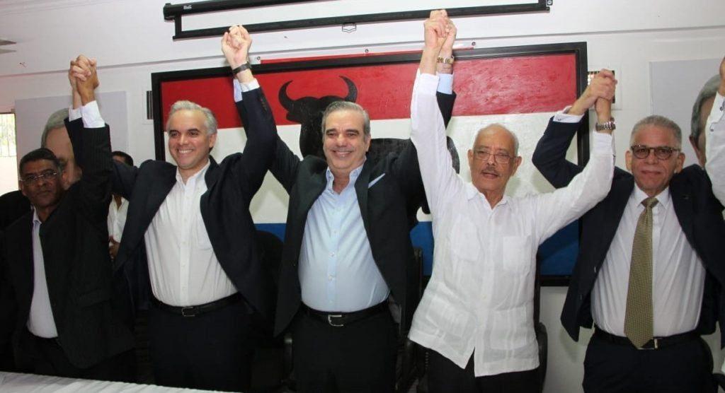 Luis Abinader Paz social solo se mantiene si hay respeto a voluntad popular