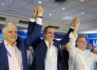 PRM Proclama a Eduardo Estrella Sanador Santiago