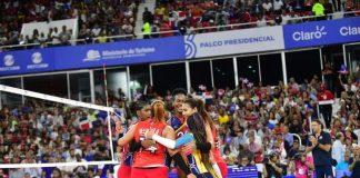 Las Reinas del Caribe Equipo de Republica Dominicana