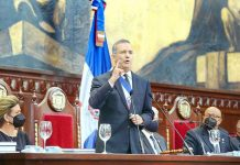 Presidente Anbinader proclama RD país sin impunidad