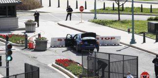 Noticia Capitolio Embestida Vehiculo